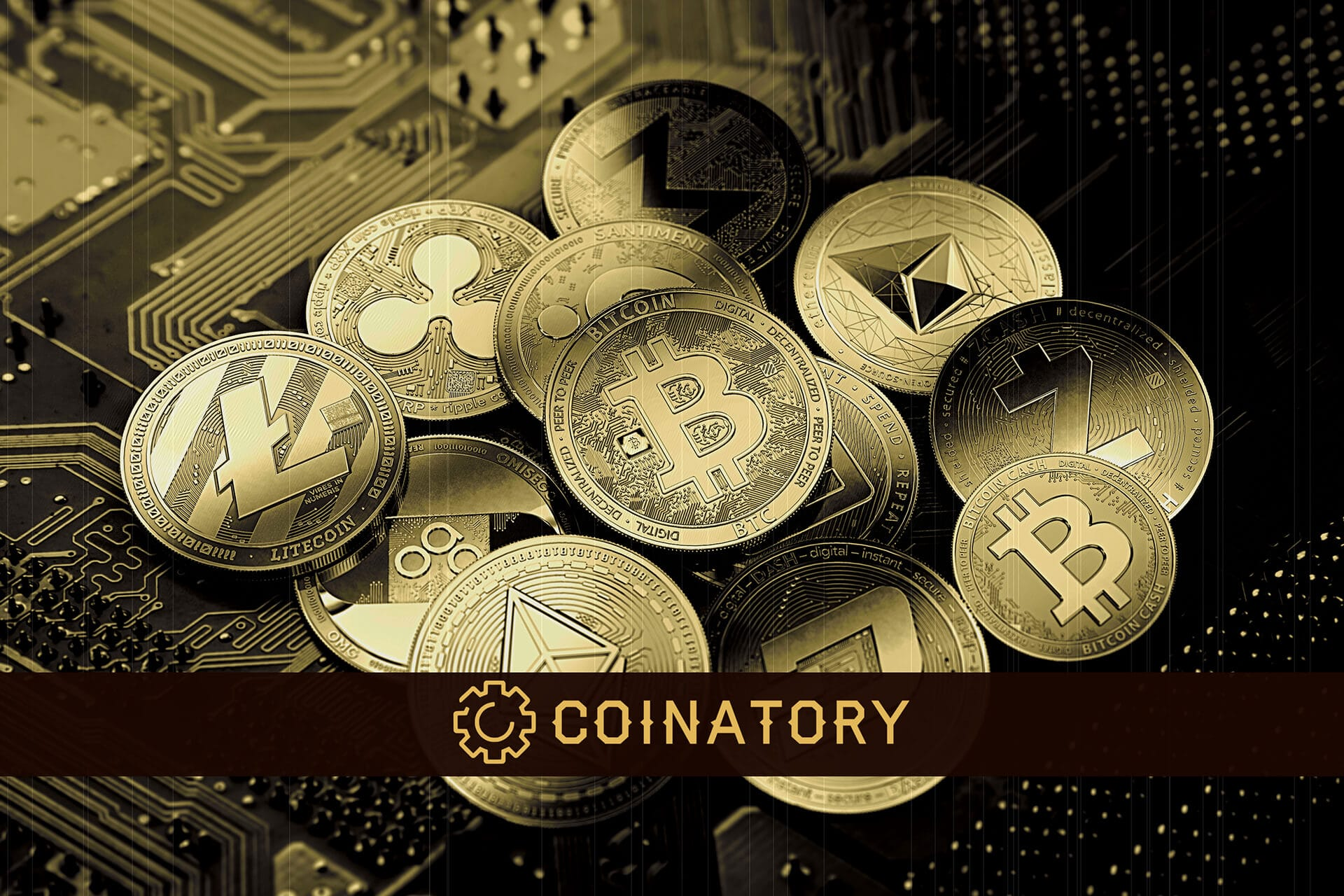 Coinatory - cover