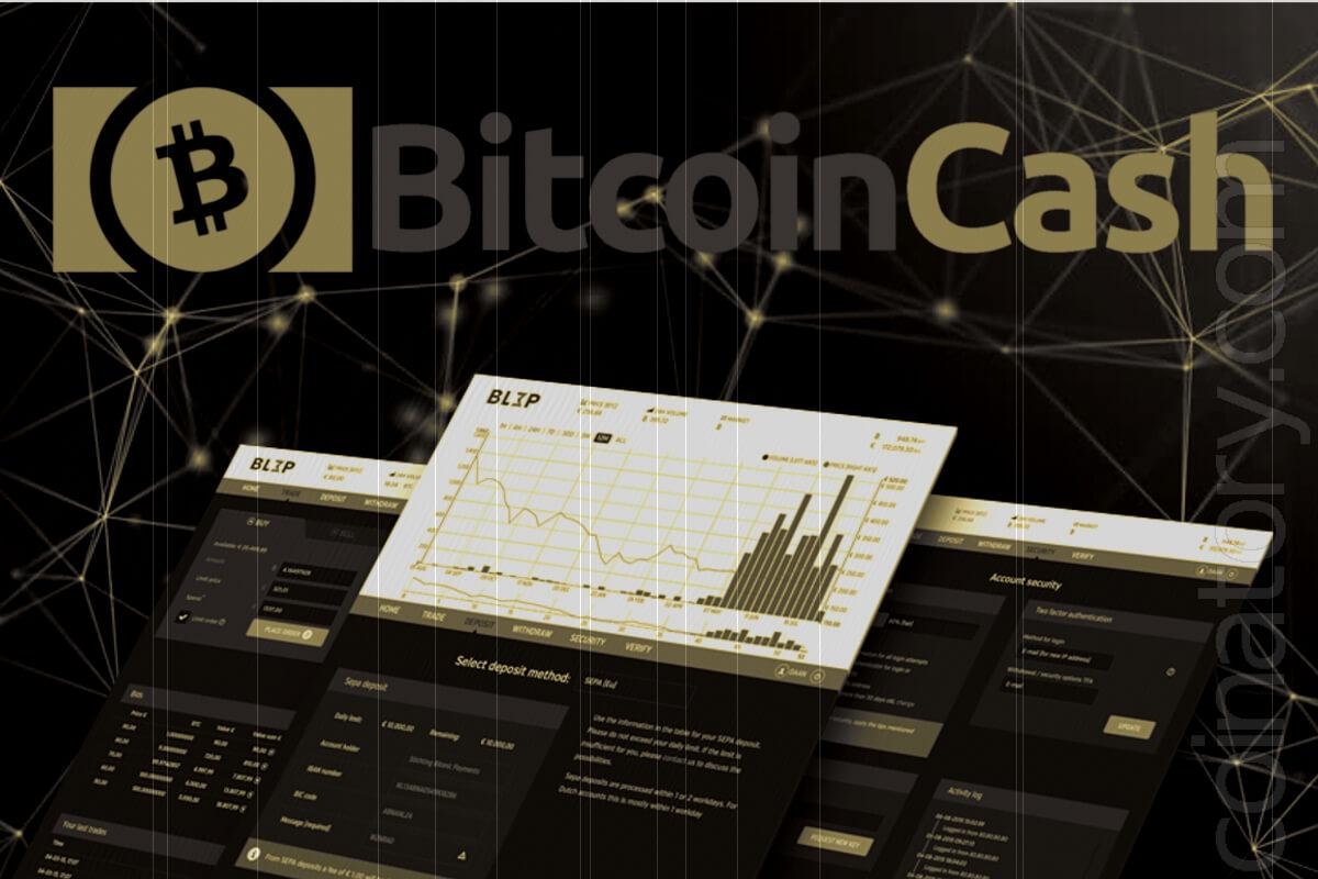 Bitcoin Cash will be delisted from BL3P - Coinatory