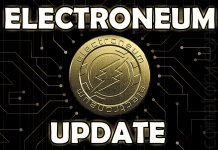 Electroneum fork caused Electronero to appear