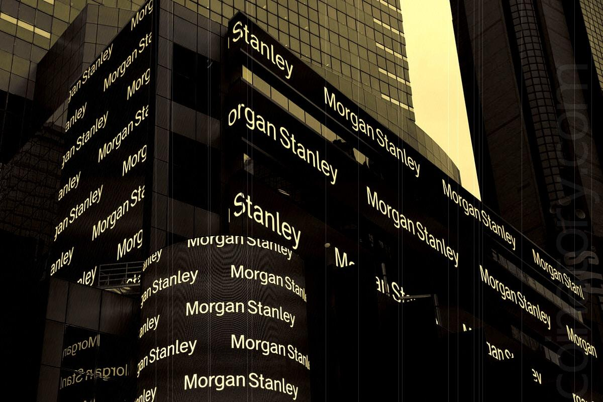 Morgan Stanley Suggests Banks Could Use Cryptos To Avert