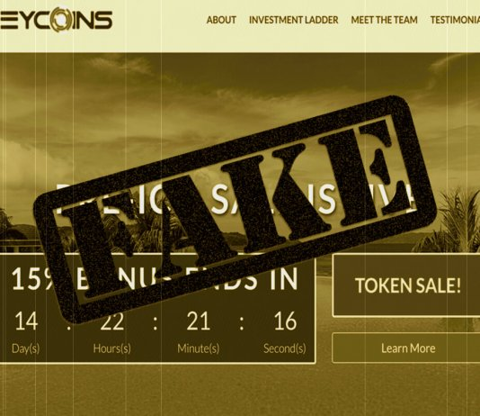 SEC created a website with fake ICO to warn investors