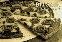 The crypto community celebrates BitcoinPizzaDay