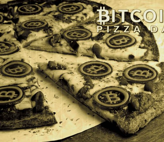 The crypto community celebrates BitcoinPizzaDay