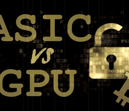 Crypto wars. ASIC resistance
