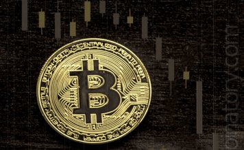 Interest in cryptocurrency decreased fourfold
