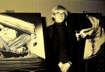 """The """"first in the world"""" crypto auction will sell a picture of Andy Warhol"""