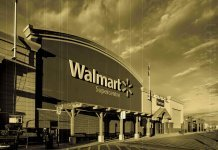 Walmart received a patent for the development of a blockchain-based energy distribution system