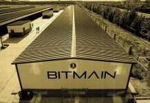 Bitmain controls up to 4% of the bitcoin hashrate