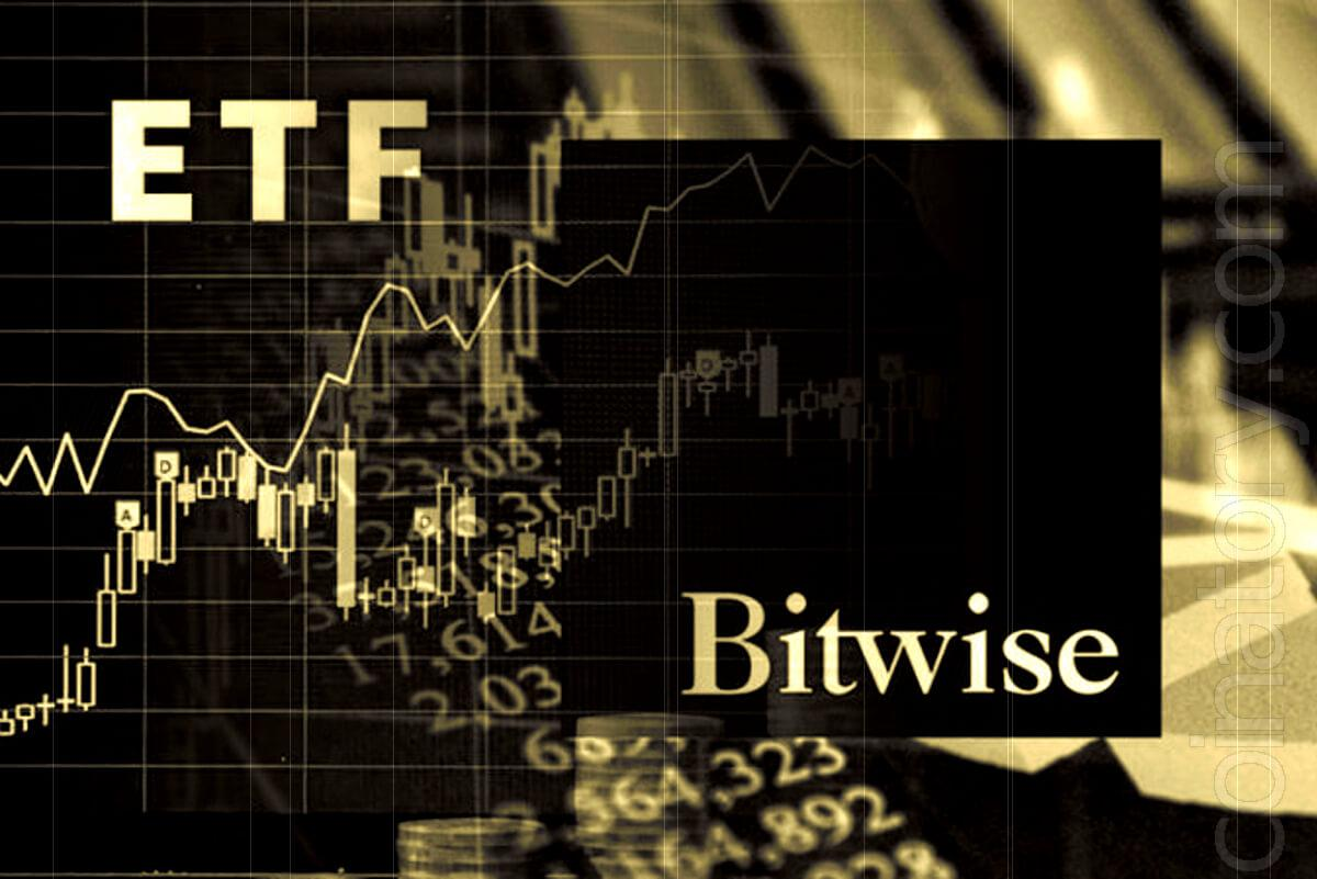a cryptocurrency etf