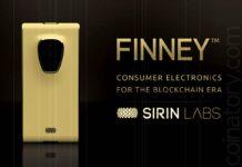 Blockchain-smartphone Sirin Finney will offer an original design