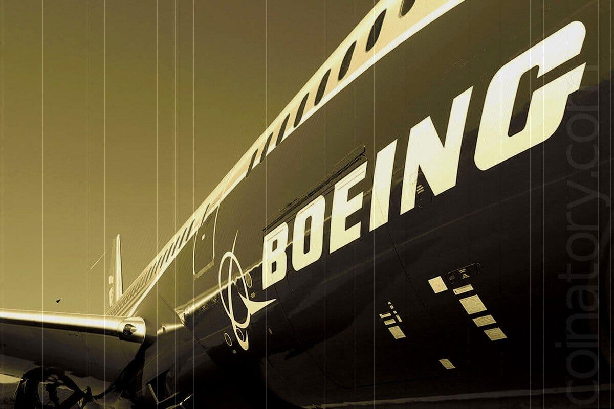Boeing is implementing blockchain