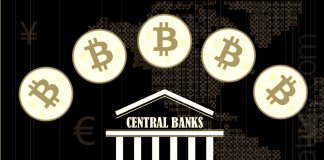 Why central banks don't care about bitcoin?