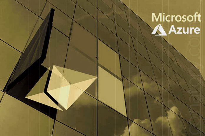 Ethereum on Azure and Governance DApp by Microsoft
