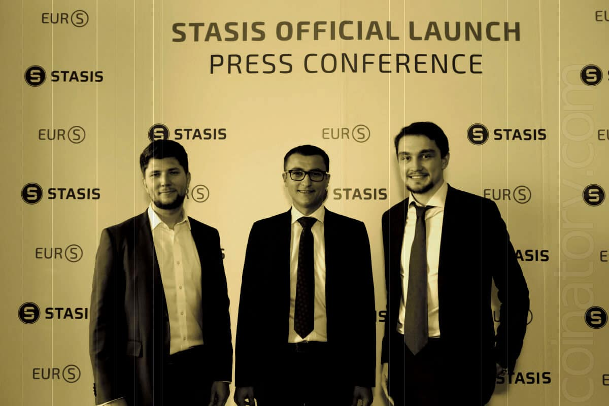 Stasis have issued