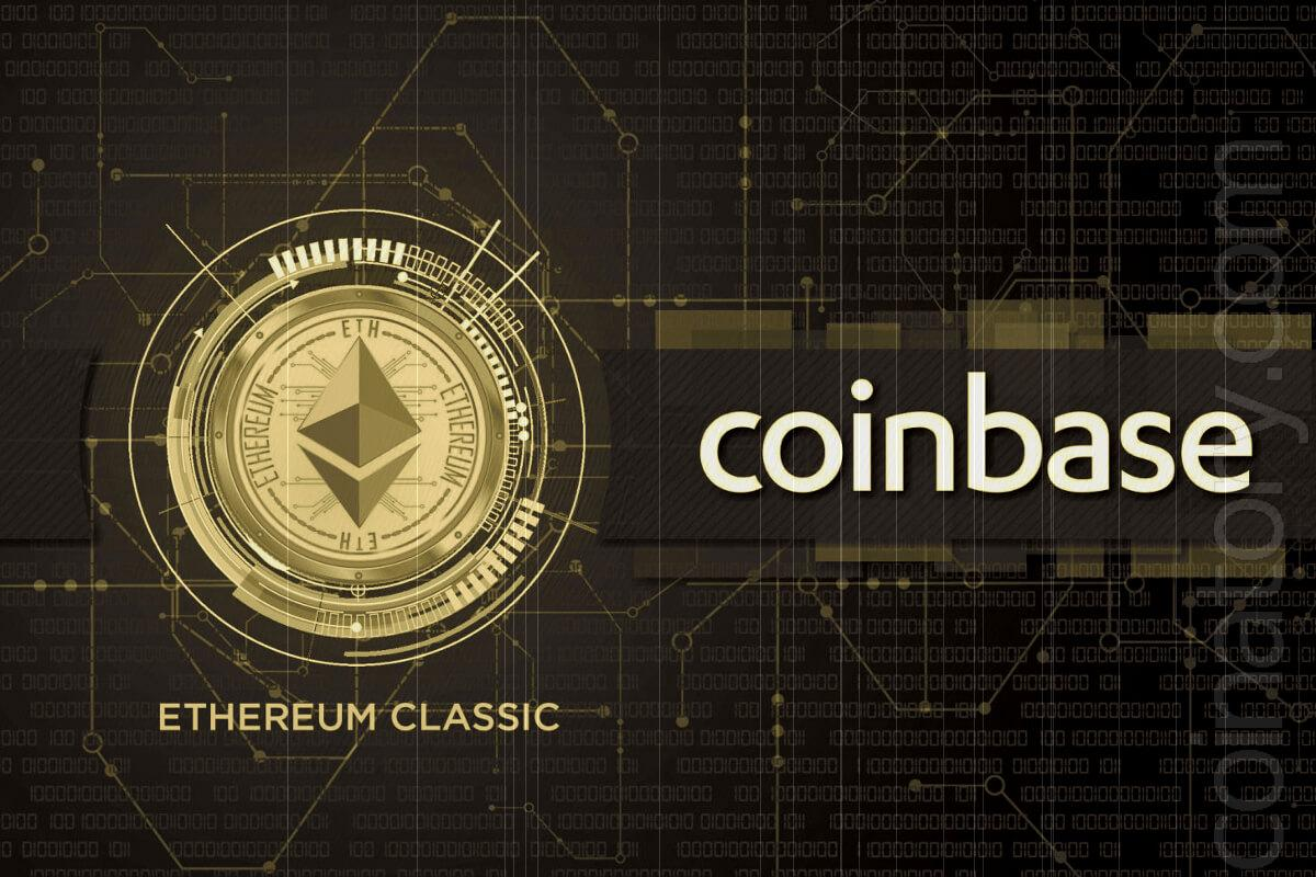 buy ethereum classic coinbase