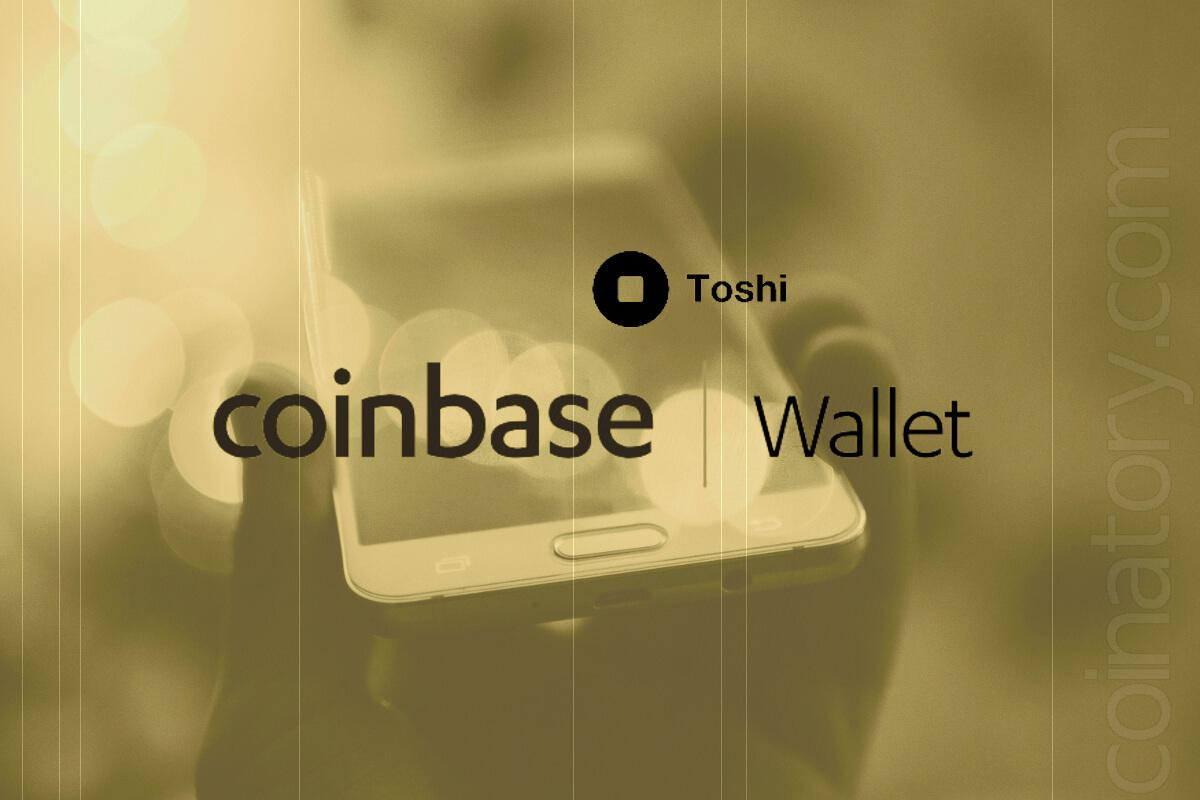Toshi Wallet is now called Coinbase Wallet