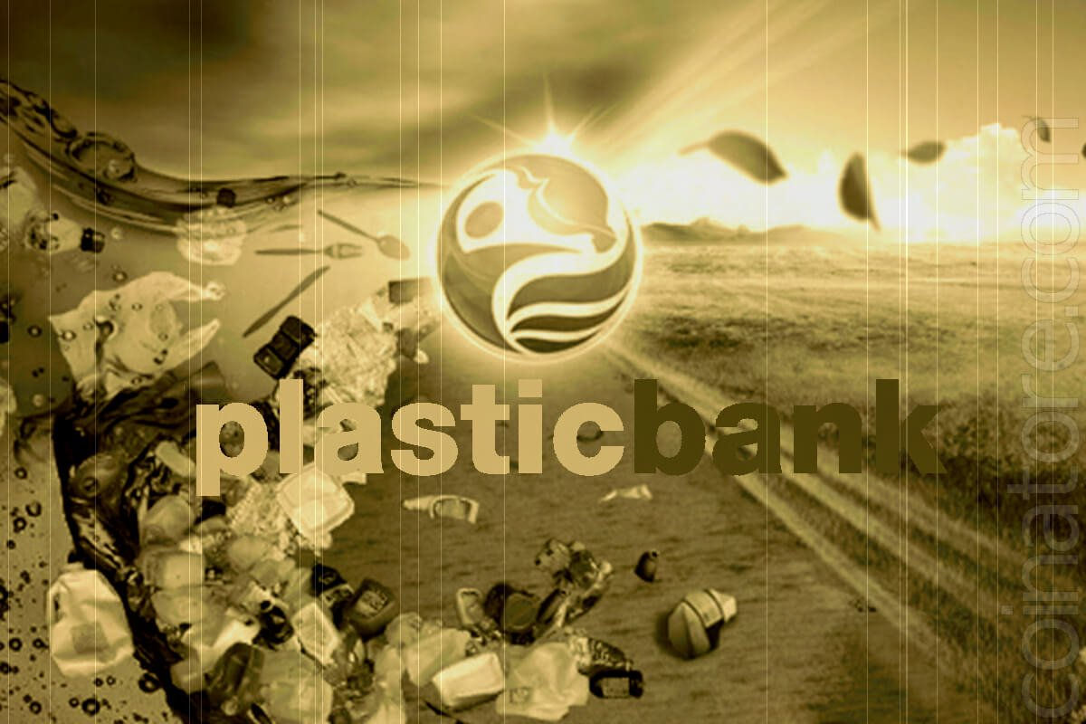 IBM Technology and Plastic Bank: use of blockchain to collect and record plastic waste in the ocean.
