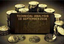 Technical analysis 13 September 2018