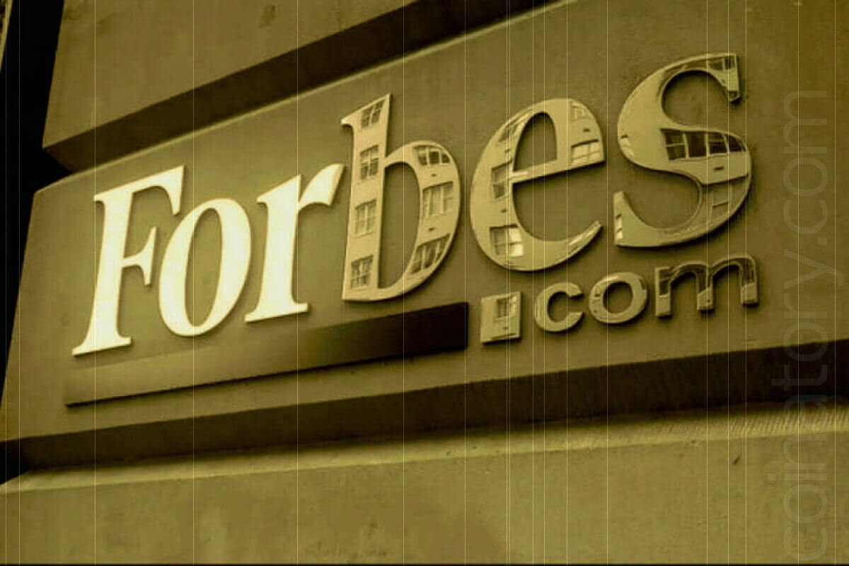 Forbes will manage content using the blockchain