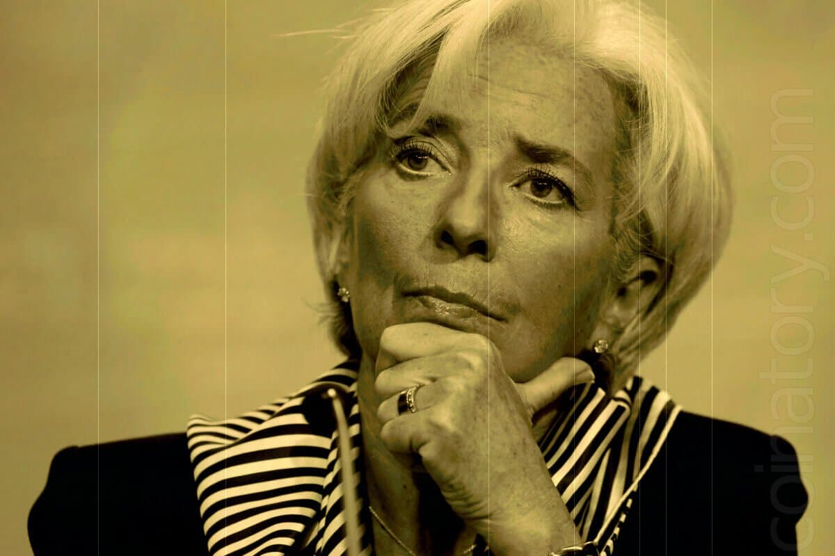 Head of the IMF: The rapid development of cryptocurrency - a threat to the financial system