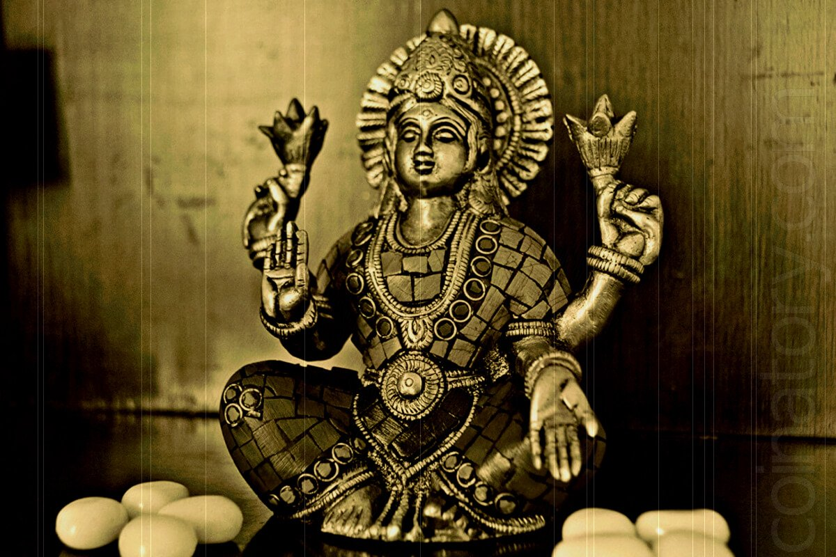 "India intends to replace Bitcoin with ""divine"" digital currency Lakshmi"