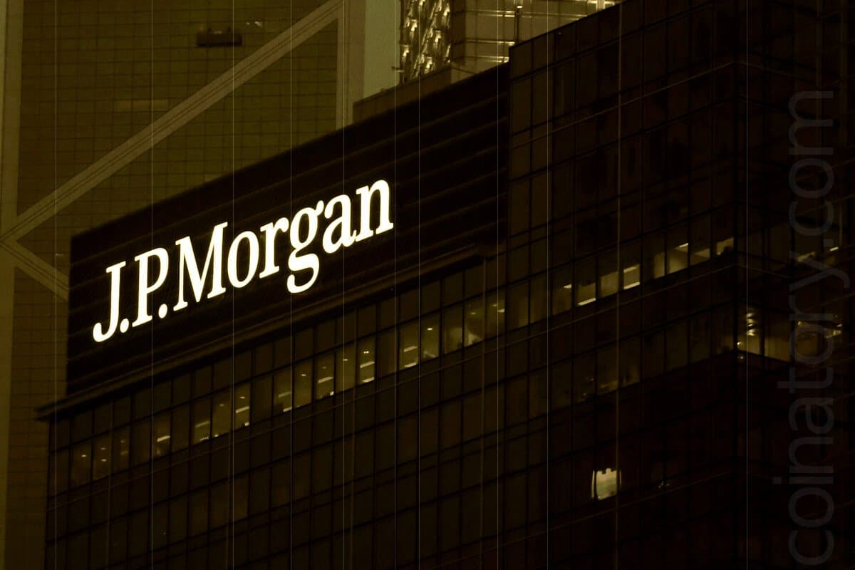JP Morgan tokenises gold bars using Quorum blockchain