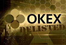 OKEx will remove 58 trading pairs