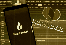 "Stablecoin of ""Norilsk Nickel"" will be traded on Huobi exchange"