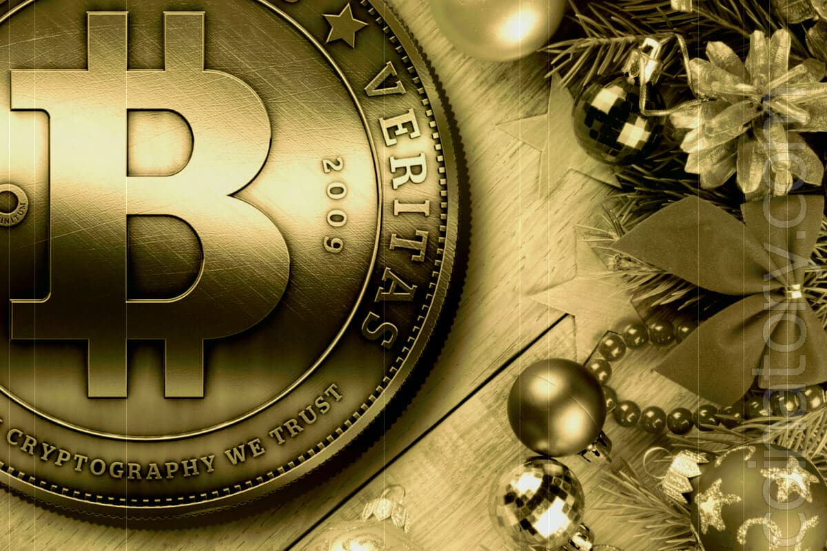 The British want to get a cryptocurrency for Christmas