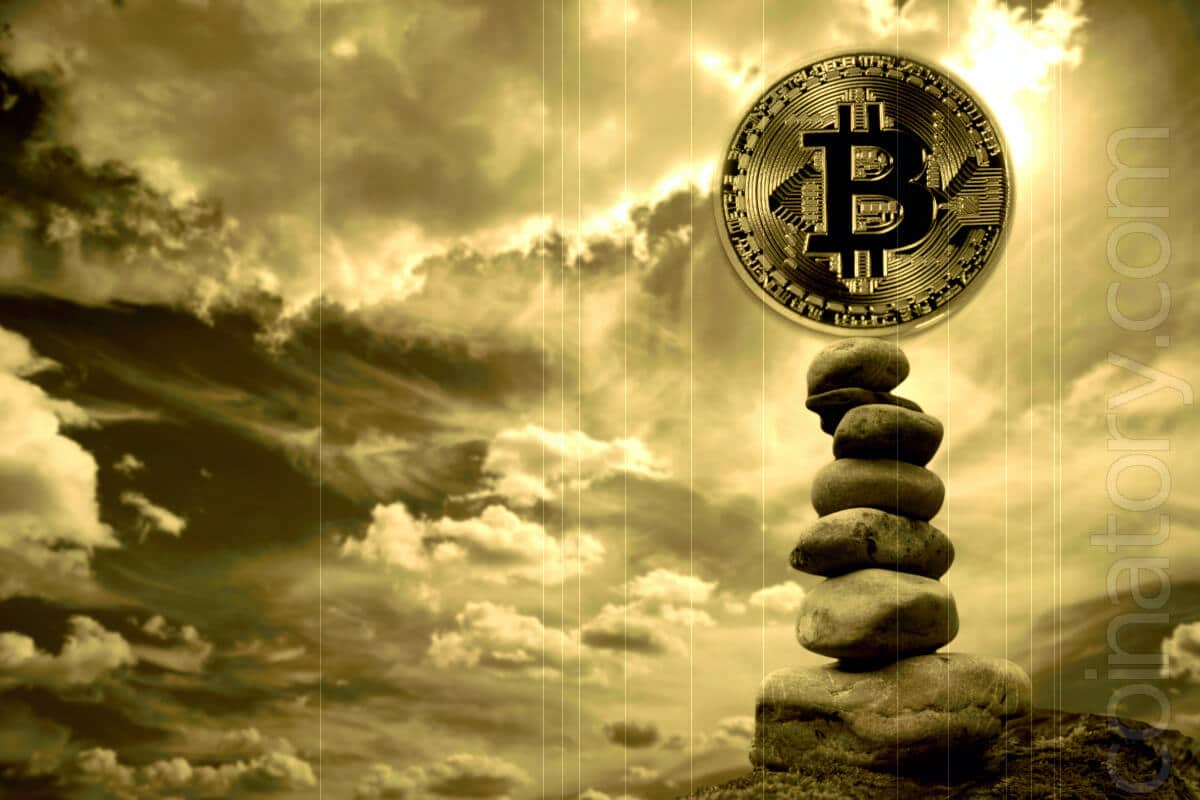 Bitcoin volatility fell by 98% in terms of the year