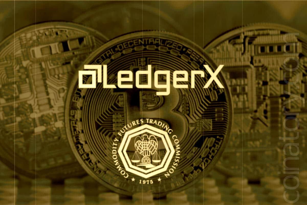 LedgerX Volatility Index, LXVX