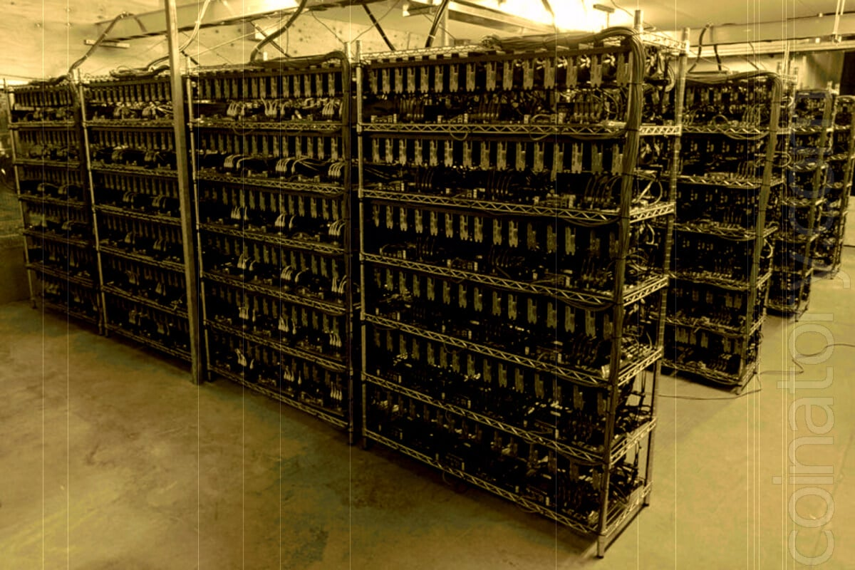 The activity of bitcoin miners has increased by more than 30% since the end of 2018