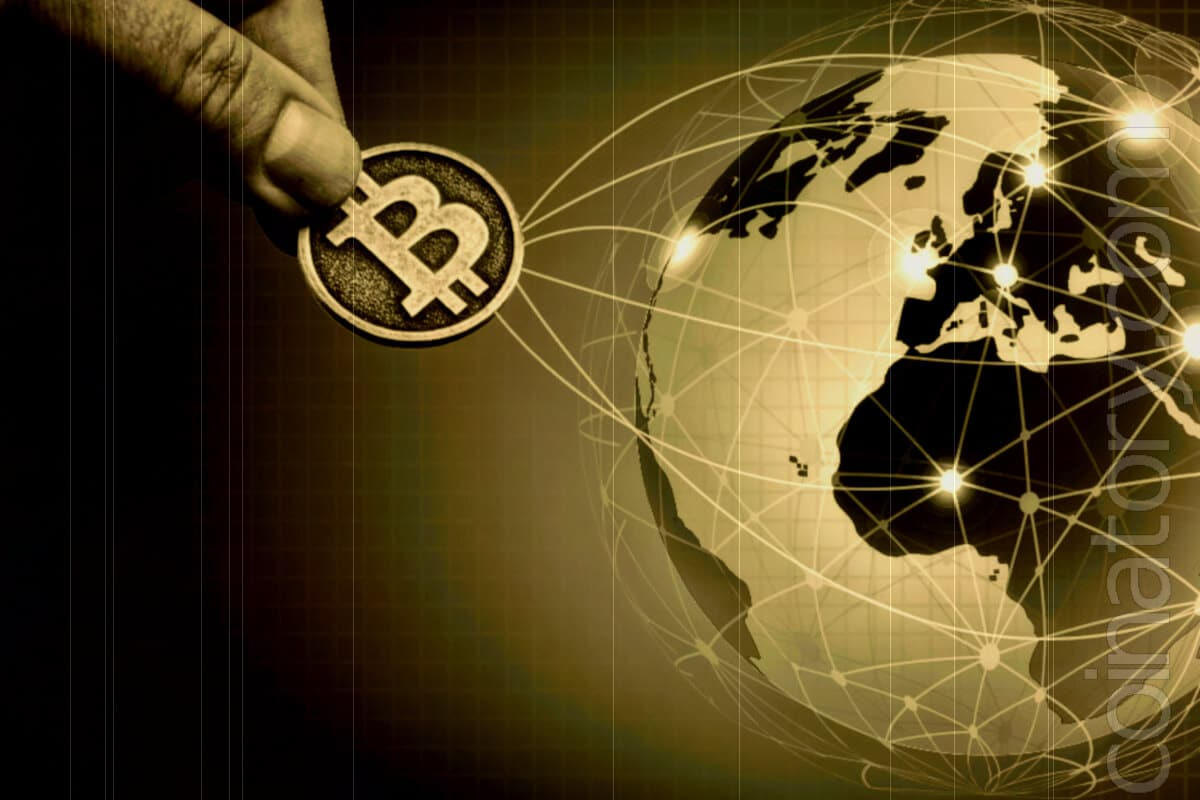 Bitcoin can be legally used in over 100 countries