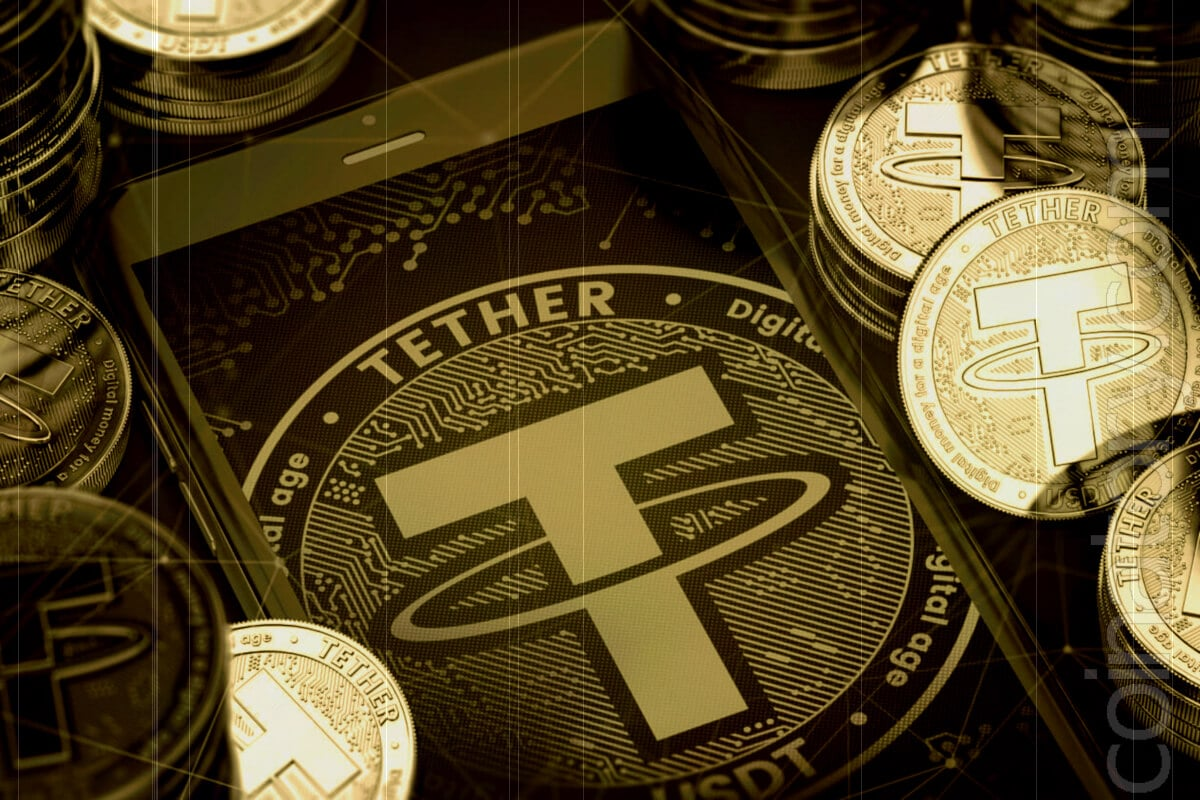 What is Tether doing now?