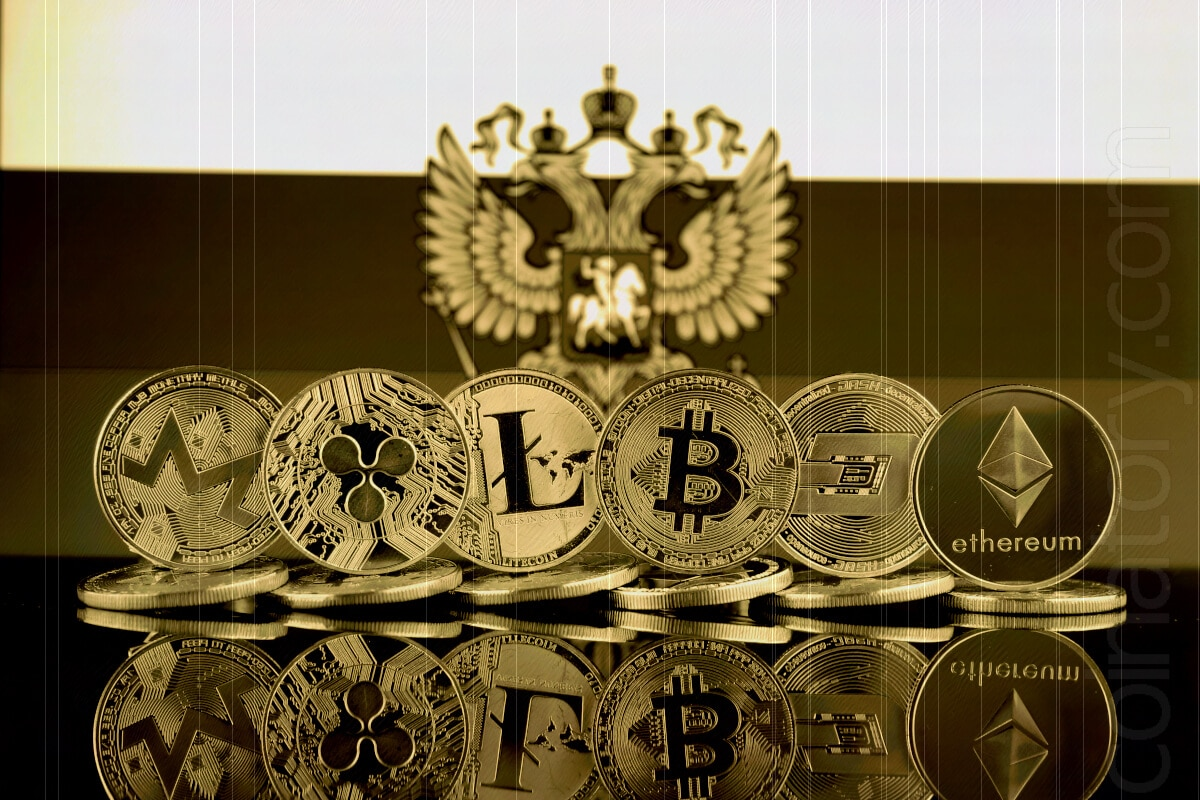 Russia may allow the sale of cryptocurrency